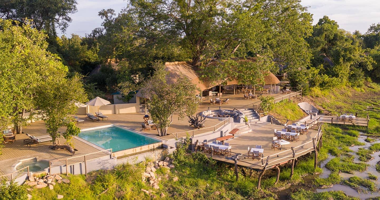 Stay at Kafunta River Lodge in the South Luangwa National Park for the Ultimate Safari Experience