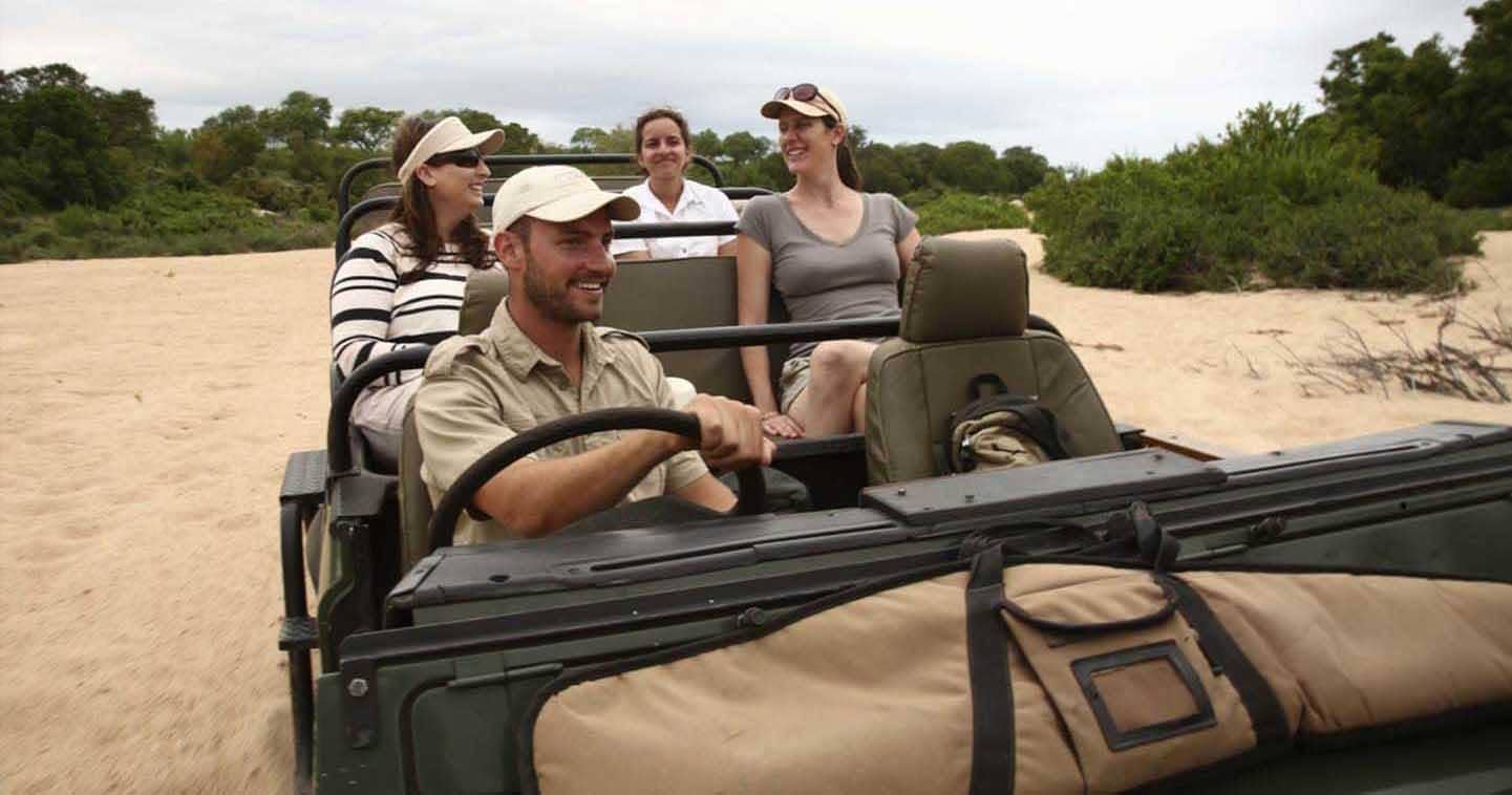 Road transfers from Mfuwe Airport to your South Luangwa camp or lodge