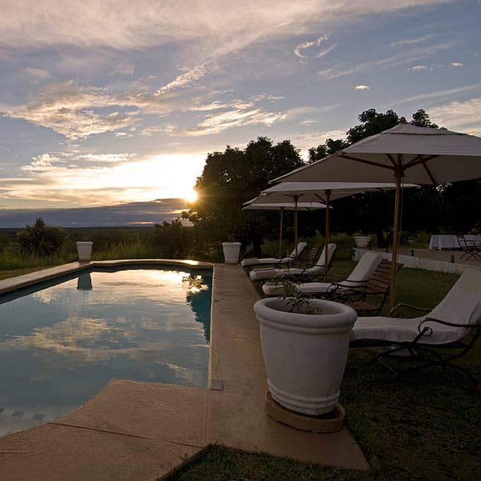 View Sanctuary Chichele Presidential Lodge in South Luangwa National Park